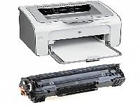 Где можно быстро заправить катридж для принтера