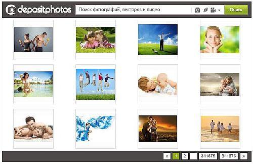 Лицензионные изображения для проектов
